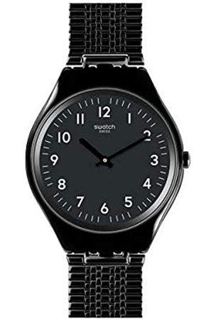 Swatch RelojAnalógicoparaMujerdeCuarzoconCorreaenAceroInoxidableSYXB100GG