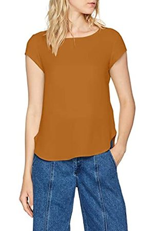Only Onlvic S/s Solid Top Noos Wvn Blusa