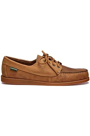 SEBAGO Askook Crazy Horse, Mocasines para Hombre, (Brown Tan 912)