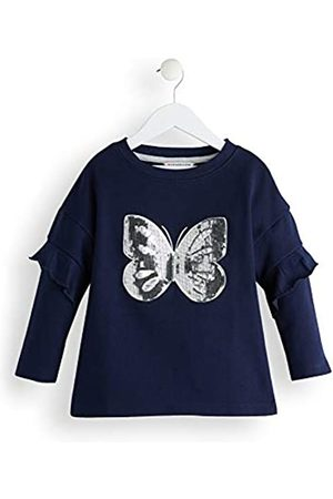 RED WAGON Marca Amazon - Butterly Sequin - sudadera Niñas, 110