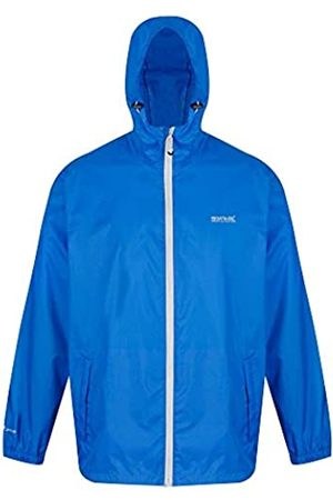 Regatta Chubasquero Impermeable con Capucha Ligera y Transpirable Jackets Waterproof Shell, Hombre
