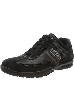 Dockers Hombre Zapatillas deportivas - 36ht039, Zapatillas para Hombre, (Schwarz 100)