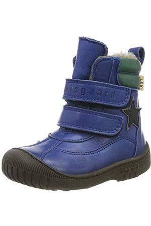 Bisgaard Elix, Botas de Nieve Unisex Niños, (Cobalt 602-2)