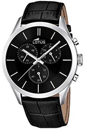 Lotus 18119/2 - Reloj de Pulsera Hombre, Cuero