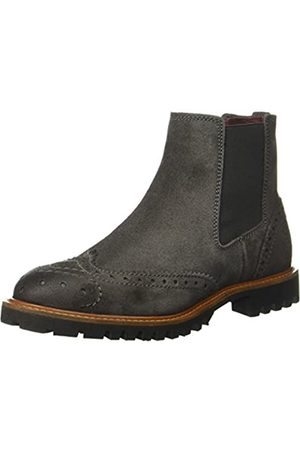 Marc O' Polo Boot, Botas Chelsea para Mujer, (Dark Grey)