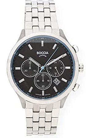 Boccia 3750-04 - Reloj de Pulsera para Hombre