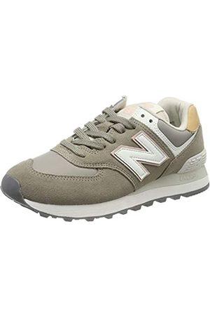 New Balance 574v2, Zapatillas para Mujer, (Grey Grey)
