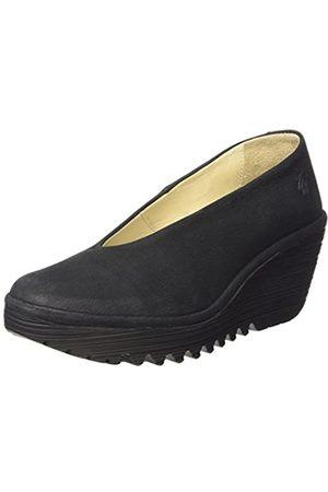 Fly London Yaz, Zapatos de tacón para Mujer, (Black 179)