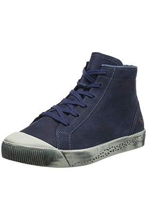 softinos Kip405sof, Zapatillas Altas para Mujer, (Navy 004)