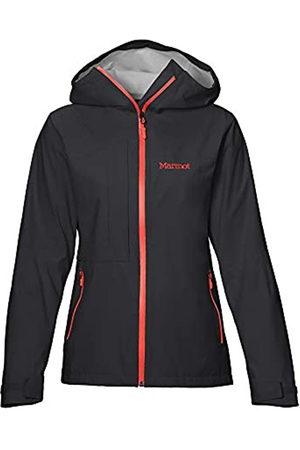 Marmot Wm's Evodry Torreys Jacket Chubasquero Rígido, Chaqueta, Prueba De Viento, Impermeable, Transpirable, Mujer