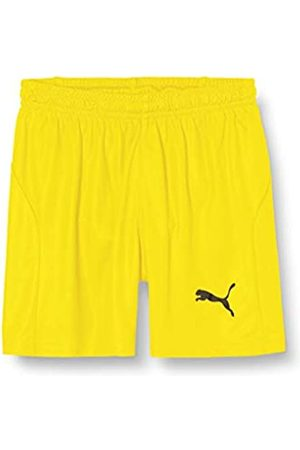 Puma Liga Core W Brief Jr Chándal, Unisex niños, Cyber Yellow/Black