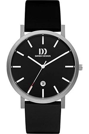 Danish Designs Reloj analógico para Hombre de Cuarzo con Correa en Piel DZ120438