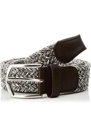 Cortefiel Cinturon Trenza Textil
