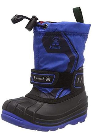 Kamik Snowcoast4, Botas de Nieve Unisex Niños, (Blue-Bleu Ble)