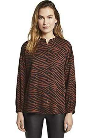 TOM TAILOR Puffer-Bluse