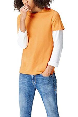 FIND Side Split Crew Neck Tee, Camiseta para Hombre
