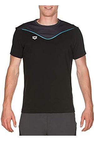 Arena M S/S Camiseta Deportiva Hombre Gym Panel
