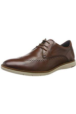 Josef Seibel Tyler 33, Zapatos de Cordones Derby para Hombre, (Cognac 147 370)