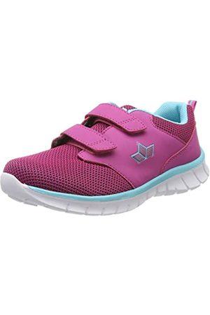 LICO Nolan V, Zapatillas para Mujer, Pink (Pink/Türkis Pink/Türkis)