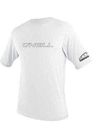 O'Neill Hombre Basic MusicSkins S/S tee – Rash Chaleco, Hombre, Basic Skins S/S Rash tee