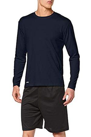 Spiro Quick Dry Performance Long Sleeve Camiseta, Hombre