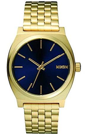 Nixon Reloj Analógico para Unisex Adultos de Cuarzo con Correa en Acero Inoxidable A045-1931-00