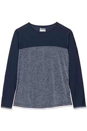 Berghaus UK Voyager Long Sleeve Crew Neck Tech Camiseta, Mujer