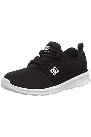 DC Heathrow B Alpargatas Niños, (Black/White)