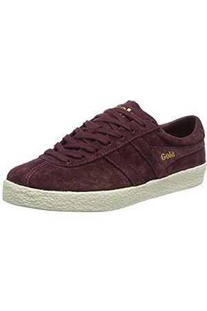 Gola Trainer Suede, Zapatillas para Mujer, (Windsor Wine/Off White DR)