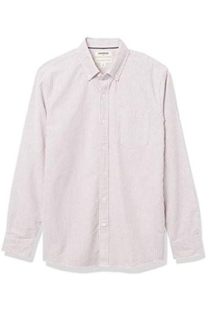 Goodthreads Standard-Fit Long-Sleeve Striped Oxford Shirt w/Pocket Button-Down-Shirts
