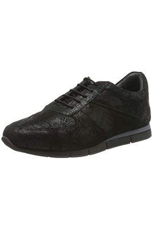 Marc Lotta, Zapatillas para Mujer, (Suede Metallic Black 00913)