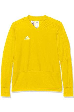 adidas CG0392 Sudadera, Unisex niños, (Yellow/White)