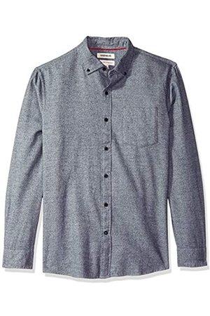 Goodthreads Marca Amazon - : camisa de franela de manga larga y ajuste estándar para hombre