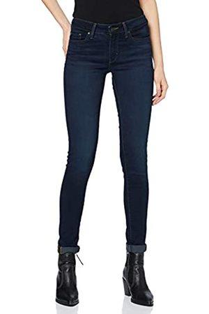 Levi's 711 Shaping Super Skinny Jeans Pantalón Vaquero Que moldea la Silueta
