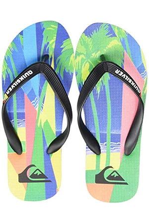 Quiksilver Molokai Eclipsed Deluxe Youth Zapatos de Playa y Piscina para Ni/ños