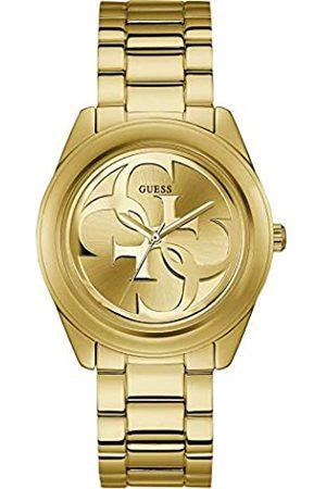 Guess Reloj Analógico para Mujer de Cuarzo con Correa en Acero Inoxidable W1082L2
