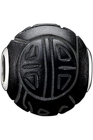 Thomas Sabo Karma Beads, Unisex, cuenta shanghai, Plata de ley 925