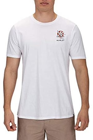 Hurley M Ride Tide tee Camisetas, Hombre