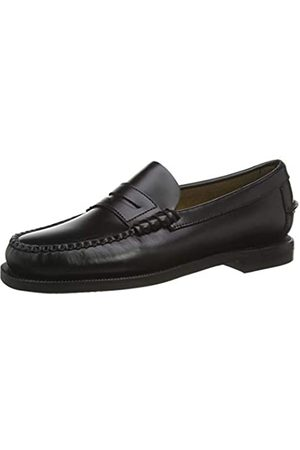 SEBAGO Classic Dan W, Mocasines (Loafer) para Mujer, (Black 902)