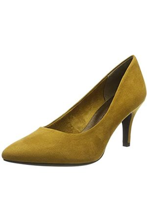 Marco Tozzi 2-2-22452-33, Zapatos de Tacón para Mujer, (Mustard 606)