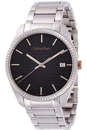 Calvin Klein Hombre Reloj de Pulsera analógico Cuarzo Acero Inoxidable k5r31b41