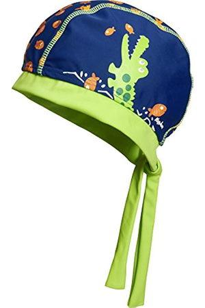 Playshoes UV-Schutz Kopftuch Krokodil Sombrero