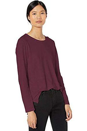 Goodthreads Washed Jersey Cotton Long-Sleeve Crewneck T-Shirt Fashion-t-Shirts