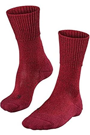 Falke Wool M SO TK1 Calcetines de Trekking Hombre, Mezcla de Lana Merino, Talla del Fabricante, 1 par
