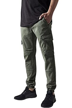 Urban classics Washed Cargo Twill Jogging Pants Pantalones