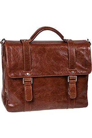 Picard Briefcase Flap 1 Zipperped Front Pocket Buddy Cuero 30 x 37 x 12 cm (H/B/T) Hombre Portafolios (4730)