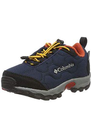 Columbia Firecamp SLEDDER 3, Zapatos Multideporte Impermeables para Niños
