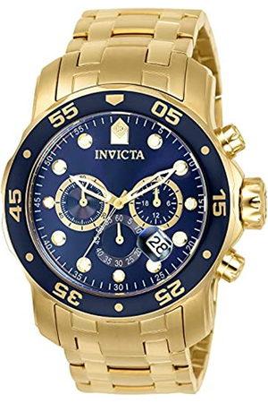 Invicta 0073 Pro Diver - Scuba Reloj para Hombre acero inoxidable Cuarzo Esfera