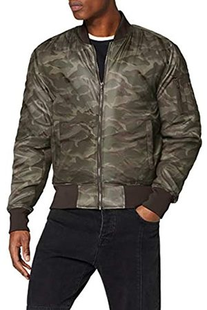 Urban classics Tonal Camo Bomber Jacket Chaqueta