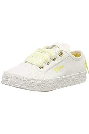 Geox Jr Ciak Girl K, Zapatillas para Niñas